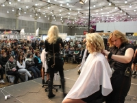 Open Hair Tage
